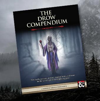 The Drow Compendium cover