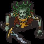 Token-monster-Medusa