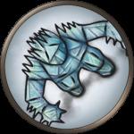 Token-round-Ice-elemental-round