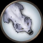 Token-round-frost-wolf