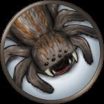Token-round-spider