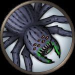 Token-round-Phase-spider