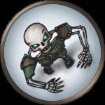 Token-round-Skeleton