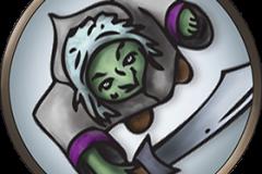 Token-round-hag