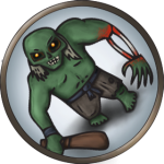 Token-round-Zombie-jailer