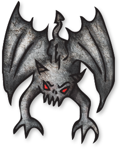 Token-monster-gargoyle