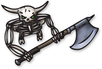 Token-monster-minotaur-skeleton