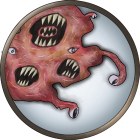 Token-round-gibbering-mouth
