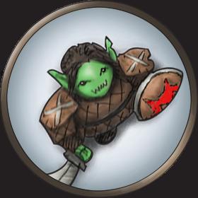 Token-round-goblin