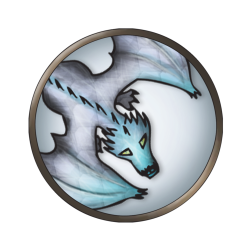 Token-round-isdrekin-dragon